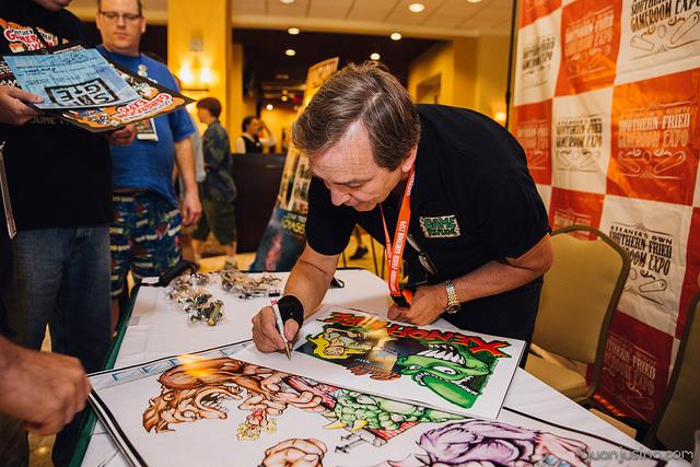 Brian Colin, Designer of Rampage