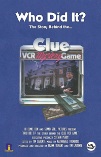 Who Did It? Clue VCR Game Documentary