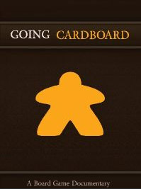 Going Cardboard Poster